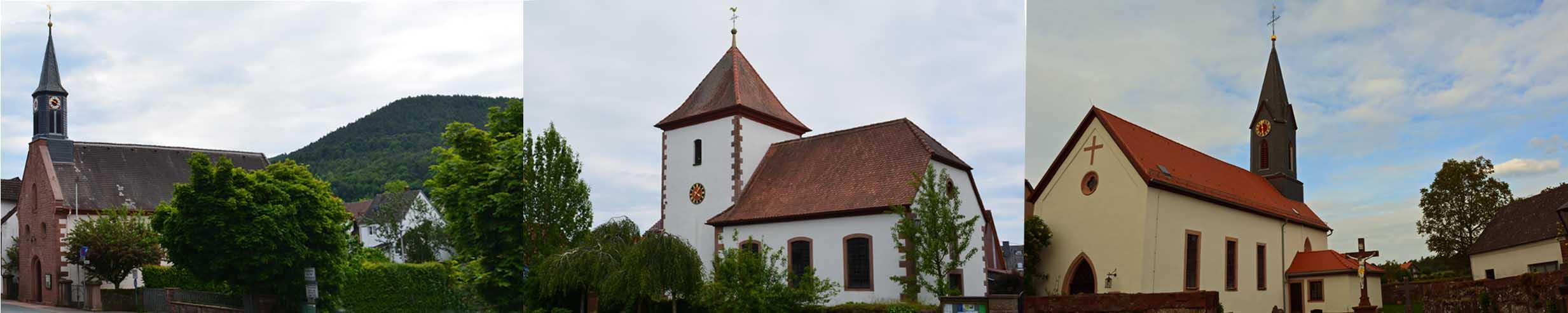Breitendiel Mainbullau Wenschdorf